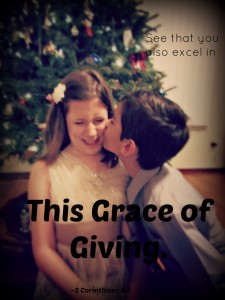 ThisGraceofGiving